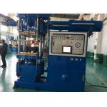 China 6000cc Volume Horizontal Rubber Injection Molding Machine 600 Ton Less Leakage wholesale