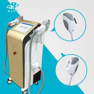 China Big Tank 5L ipl SHR Elight pigment removal, skin rejuvenation and hair removal for wholesales on sale