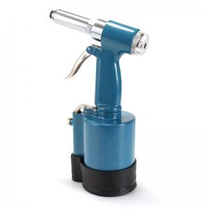 China 1/4 3/8 Pneumatic Air Hydraulic Pop Rivet Gun Riveter Industrial Nail Riveting Screw Tightening Nut Tool on sale