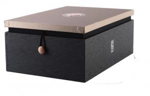 China Rigid Cardboard Drawer Design Easy Luxury Gift Boxes For Diamonds / Jewelries on sale
