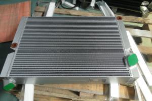 China compressor Air oil cooler, IR oil cooler,  air compressor cooler screw compressor air cooler, plate bar heat exchanger on sale