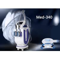 Medical CE approval Cryolipolysis+Vacuum 2 Handles Body Sculpting Machine MED-340