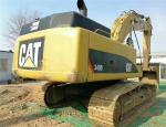 excavatrice originale utilisée du chat 349D du Japon avec de haute qualité en vente en état du Japon