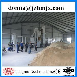 China Automatic biomass wood pellets production line for sale on sale