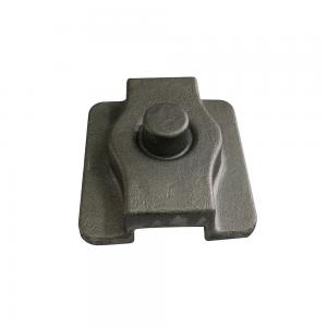 China Ductile Iron Sand Casting Parts Railway Train Spare Parts Casting ISO9001 on sale