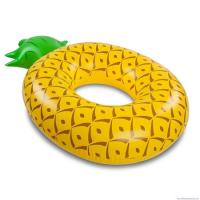 Giant Pineapple Inflatable Raft Float Lounger Summer Swimming Water Pool
