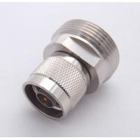 China N Male connector to 7/16 Din Female connector N-DIN Converter on sale