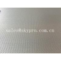 PVC & PU conveyor belt,rough top for inclined conveyor