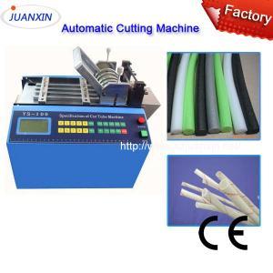 China High quality Foam Tube Cutting Machine on sale
