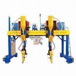 China Gantry Auto-submerged Arc Welding Machine with 2 Sets Trolleys on sale