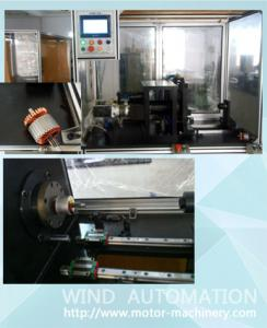 China Rotor armature wire twisting machine for starter production China Supplier on sale