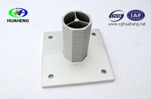 China ADC12 die cast base on sale