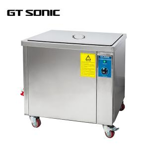 China Large Capacity Heating GT SONIC Cleaner With Stainless Steel Basket on sale