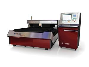China Water Cooling YAG Laser Cutting Machine Customized High Efficiency 750 Watt on sale