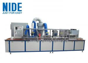 China Insulating Epoxy Powder Coating Machine For Armature Rotor Automotive Motorcycle on sale