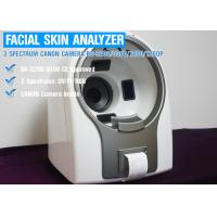 Comfortable 3D Facial Skin Analyzer Machine With Canon Camera