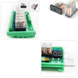 8 Ways Pluggable Relay Module PLC Output Amplifier Board DC