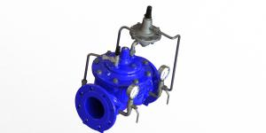 China Globe Type Control Valves For Flow Control EPDM  Nylon Reinforcement Diaphragm on sale