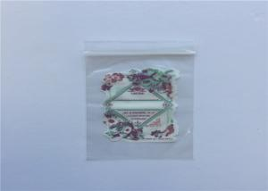 Quality Colorful Custom Printed Ziplock Bags For Shop , Promotion Decorative Bags for sale