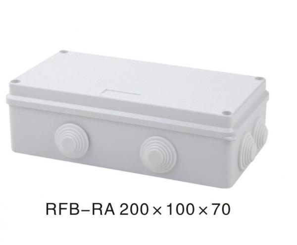 Weatherproof Outdoor Electrical Junction Box Ip65 Exterior Cable Junction Box For Sale Waterproof Junction Box Manufacturer From China 108632992