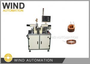 China Self Bonded Wire Winding Machine For Slotless Motor Coil Winder on sale