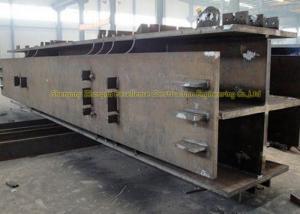 China Haz de acero formado H resistente de soldadura del estante de la plataforma para el puente de la viga de chapa on sale