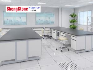 China Modern Design School Biology Chemistry Laboratory Furniture on sale