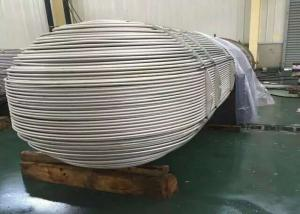 China Food Industry Seamless Boiler Tube , AP Surface Heat Exchanger Bundle on sale