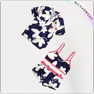 China Kids Two-Piece Mangnolia Swimwear on sale