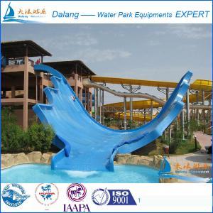 Waving Swimming Pool Water Slides Anti Uv For Sale Swimming Pool Water Slides Manufacturer