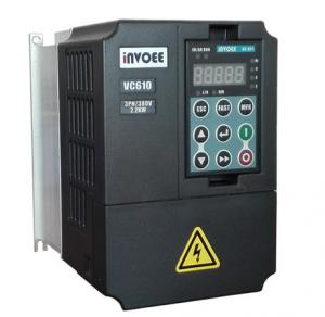 China iNVOEE VC610 2.2kw cnc spindle vector frequency converter VFD on sale