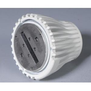 China OEM/ODM aluminum die-cast LED light heatsink, other aluminum LED parts, developed orders are welcome on sale