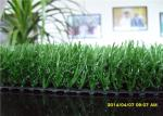 China 50mm Soccer Artificial Grass Synthetic Lawn Turf For Football Filed , Green Color wholesale