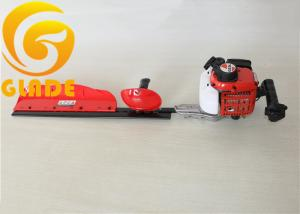 China Single Blade Petrol Hedge Trimmer / Gas Hedge Trimmers For Garden Brush Cutter Tools on sale