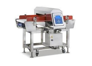 China Meat Fish Seafood Conveyor Metal Detector Machine on sale