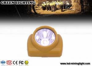 China Wireless Led Mining Cap Lamp Cordless Mining Lights 13000 Lux Rechargeable Lithium Battery on sale