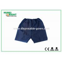 Professional Lightweight Disposable Scrub Pants  with CE , ISO