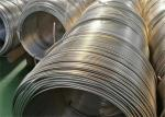 Round Stainless Steel Pipe Coil Max 3500M Length 2B 8k Bright Anneald Surface