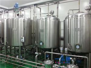 China YGT Dairy Food Processing Equipment,Full Automatic Uht Milk Processing Line on sale