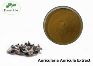 China Food Grade Auricularia Auricula Extract 30% Polysaccharides For Supplement on sale