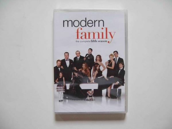 Modern Family Season 5 3DVD wholesale new release movies dvd