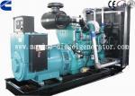 525KVA 420KW HD0525C Open Type Diesel Generator With 3 Phase Alternator