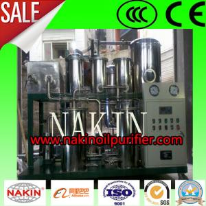 China Used Cooking Oil Filtration Machine,Oil Recovery System on sale