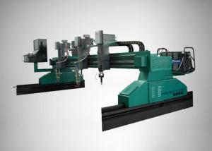 China Auto Plasma Metal Cutting Machine , CE / ISO / FDA / SGS / TUV Approval on sale