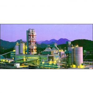 China Portland Cement Mfg. Plant on sale