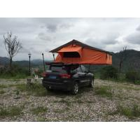4x4 Off Road 4 Person Roof Top Tent Ultralight With 6 Cm Thickness Mattress