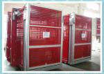 産業エレベーターの乗客の起重機の安全建築材の上昇