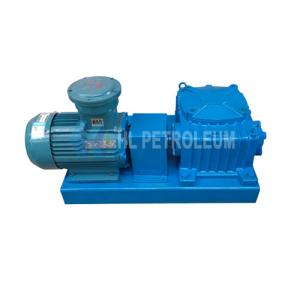 China Drilling Mud Tank Agitator on sale