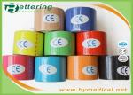 Breathable Kinesiology Physio therapy Tape For Muscle Injuries With Various Colour