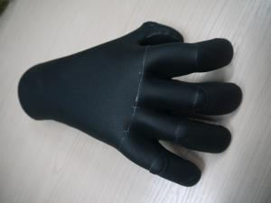 China 3.5mm  Waterproof Neoprene Gloves for Swimming on sale